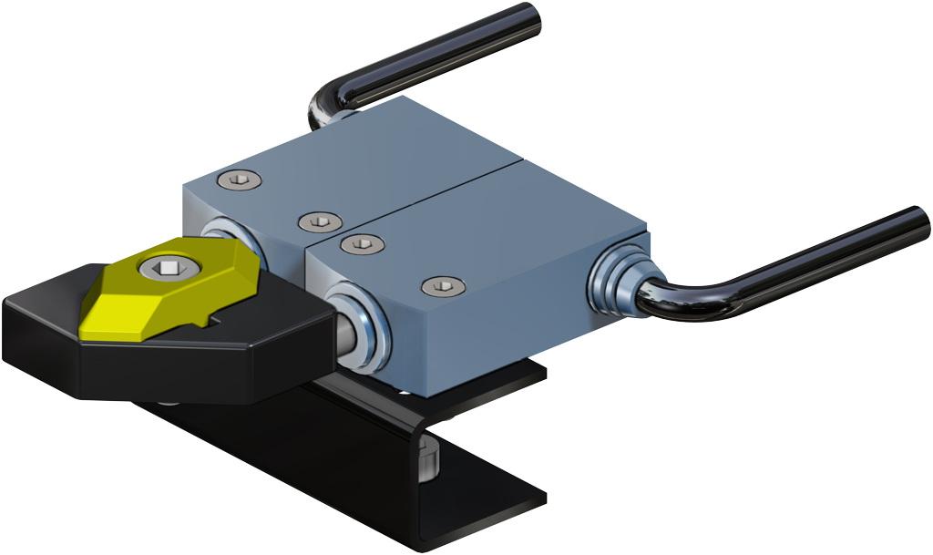 Einfachwirkender pneumatischer Stellantrieb GS 40 PSI ÷ 2,8 bar - zubehör - ELEKTROMECHANISCHE ENDSCHALTER